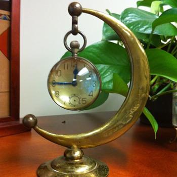 Glass Ball Clock - Clocks