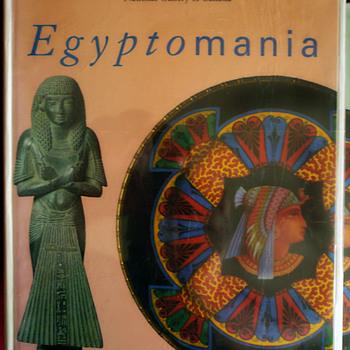 Egyptomania - Books