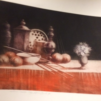 Print from Italy - Fine Art
