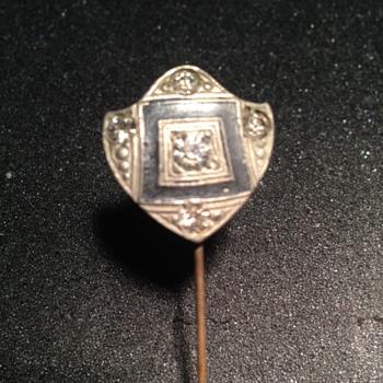 Stick pin - Victorian Era