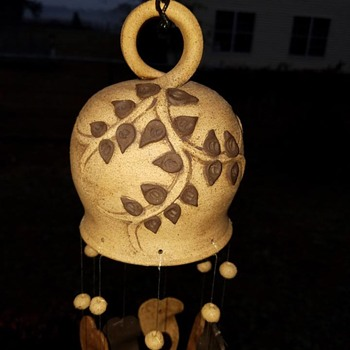 Wind Chime - Pottery