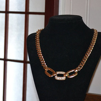 Swarovski necklace - Costume Jewelry
