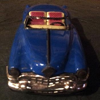 1955 Cadillac. Yonezawa Japan. Friction - Toys