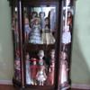 Antique Curio Cabinet Larkin Co. 1900s?