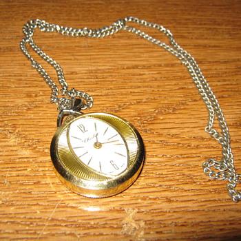 Chalet Swiss Pocket Watch