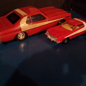 Starsky and Hutch Ford Torino - Model Cars