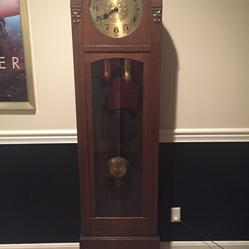 My Grandmother Clock - Clocks