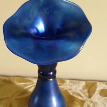 Favrile pulpit vase - Art Glass