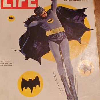 Batman Cover Life Magazine March 11, 1966