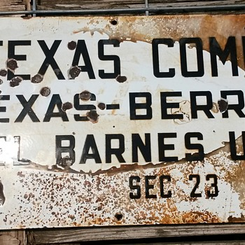 The Texas Oil Company