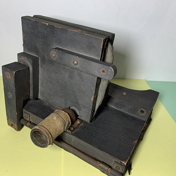 ANTIQUE DOUBLE BELLOWS - Tools and Hardware
