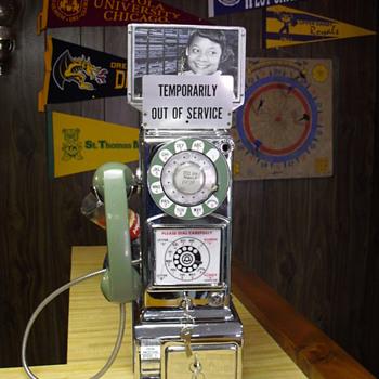 3 Slot Payphone - Telephones