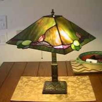 Tiffany style lamp - Lamps