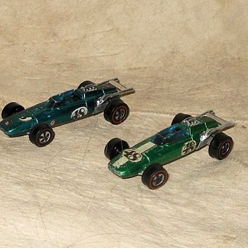 Hot Wheels Wednesday Indy EAGLE 1969-1971 - Model Cars