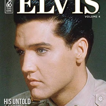 Official Collectors Edition Elvis Volume 4  - Paper