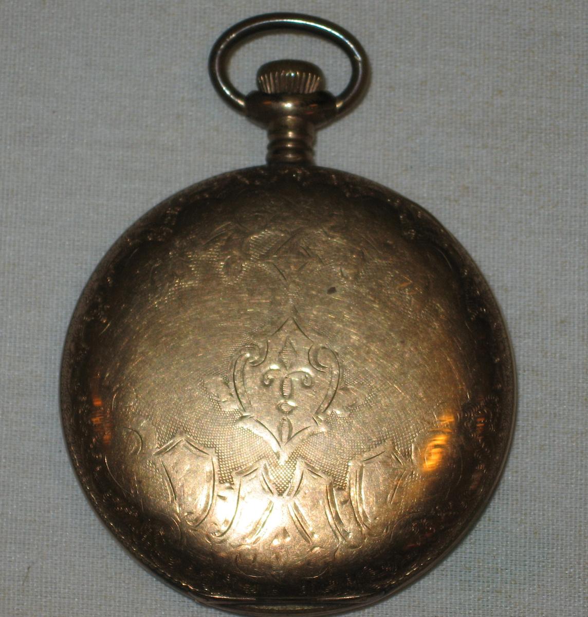 Elgin Pocket Watch Antique In Hunter Case Collectors Weekly