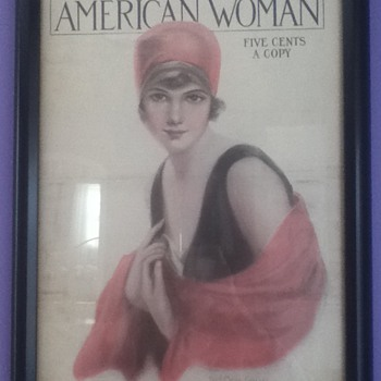 """American Woman"" Magazine - Paper"