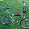 1981 REDLINE PROLINE bmx racing bike