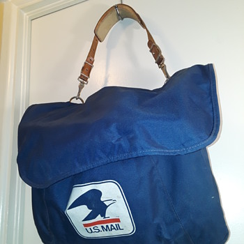 authentic USPS mail carrier's bag - Bags