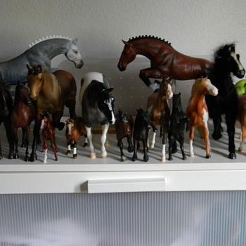 Breyer Horse collection - Animals