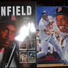 Dave Winfield 3,00th Commemorative magazine and print