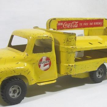 Buddy L Coca-Cola Truck