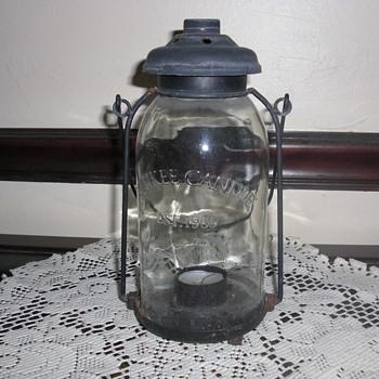 Yankee Candle Lantern - Lamps