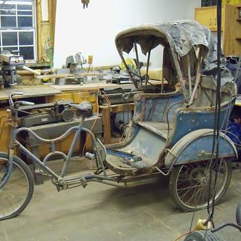 pedicab - Sporting Goods