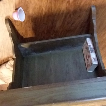 Slate lift top desk - Furniture