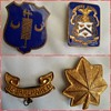 Information of military pins and patches