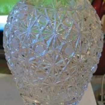 Heavy glass decanter - Glassware