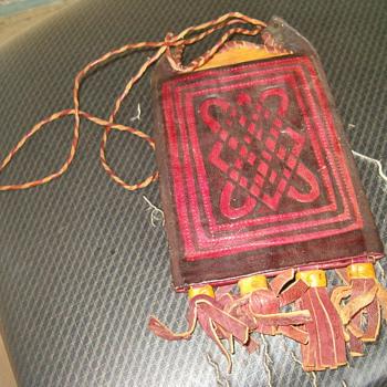 Antique Native American Tobacco Pouch? - Tobacciana