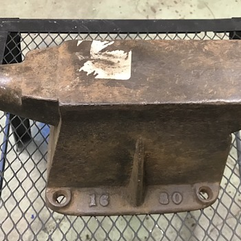 Minnesota anvil and vice company William Canedy C. 1880 - Tools and Hardware
