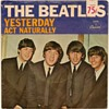 """45rpm Record - """"The Beatles"""" (1965)"""