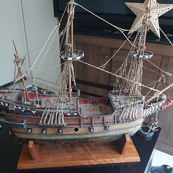 Old ship - Toys