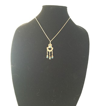 Native Americ Necklace - Native American