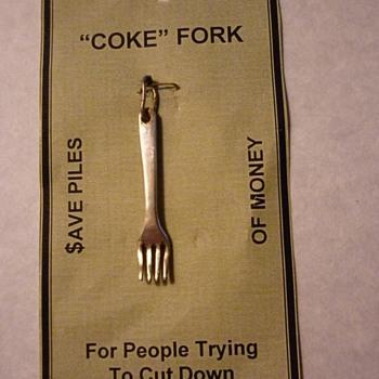 Coke fork