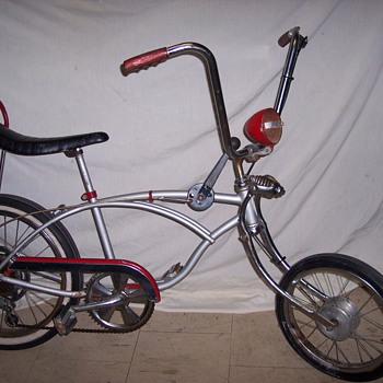 1968 Chicago Schwinn Bicycle