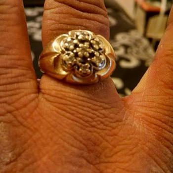 My Diamond Cluster - Fine Jewelry
