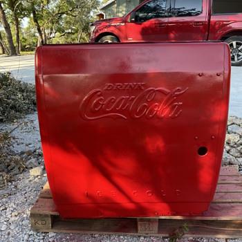 Cooler identification please - Coca-Cola