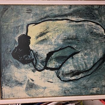 Picasso Print