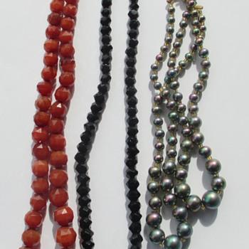 Flea Market finds 22-04-2017 part 2 - Costume Jewelry