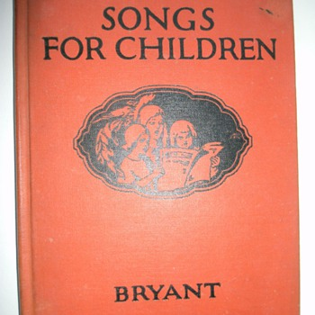 Old book for children. - Books