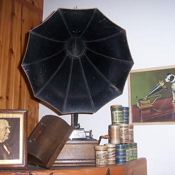 My grandparents Edison phonogragh