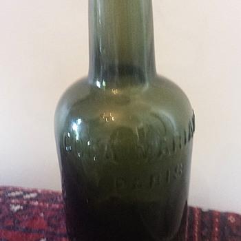 Bottle Of Coca Mariana