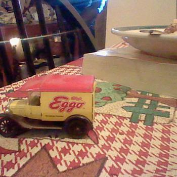 1989 model t ford matchbox - Model Cars
