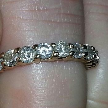 Diamond Anniversary Ring - Fine Jewelry