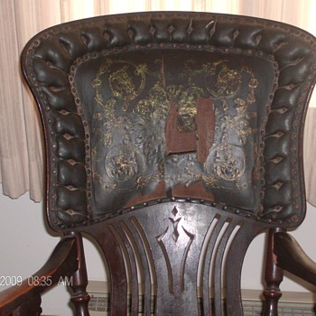 vintage chair - Furniture