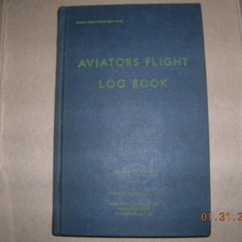 Military log book - Military and Wartime