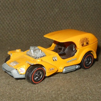 Hot Wheels Wednesday Ice T 1971 - Model Cars